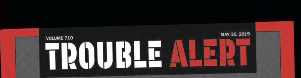 trouble alert dc 5