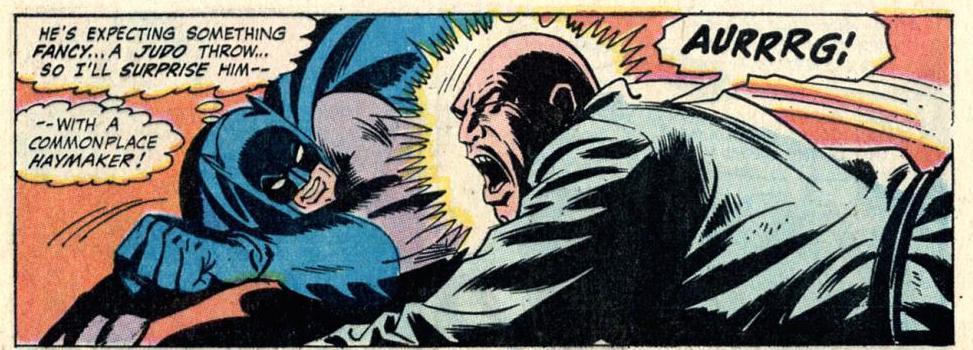 Detective Comics #399 part 2 judo
