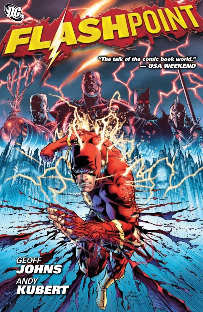 Flashpoint #1 Cover