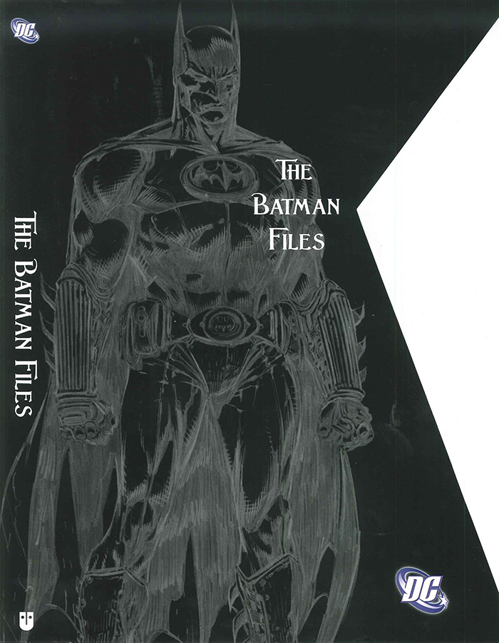 Batman Files Manning