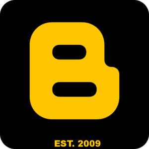 Blogger Logo EST 2009