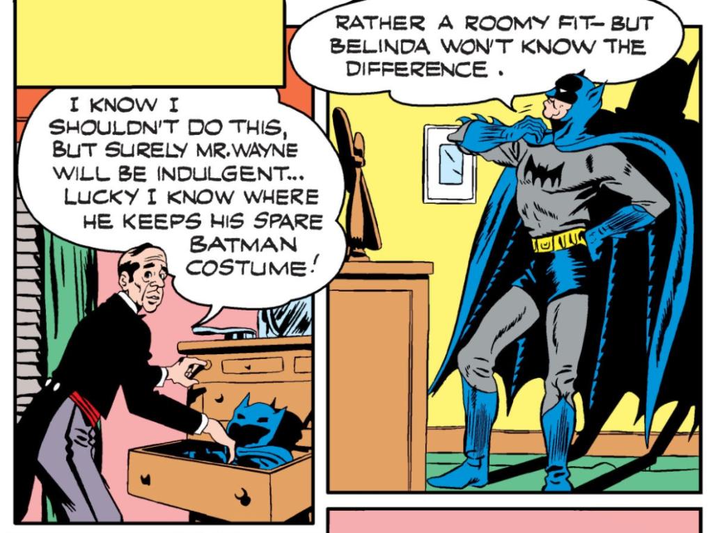 Batman #22 Part 1