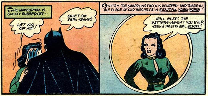 Batman #1 The Cat debuts