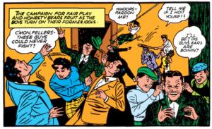 Batman #3 Part 3 Big Boy Daniels