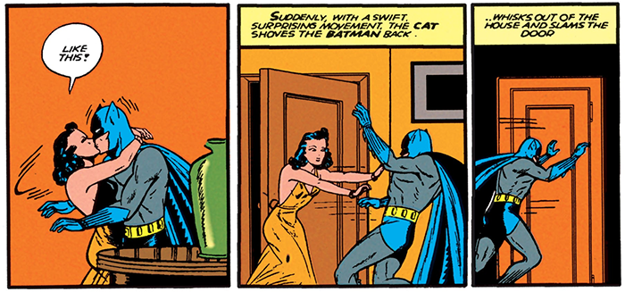 Batman #3 Part 4 The Cat Returns