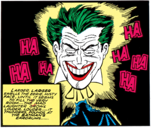 Batman #4 Part 1 Joker