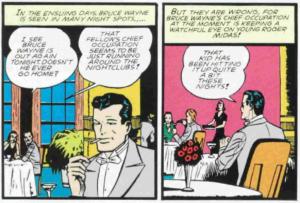Detective Comics #47 Midas Touch