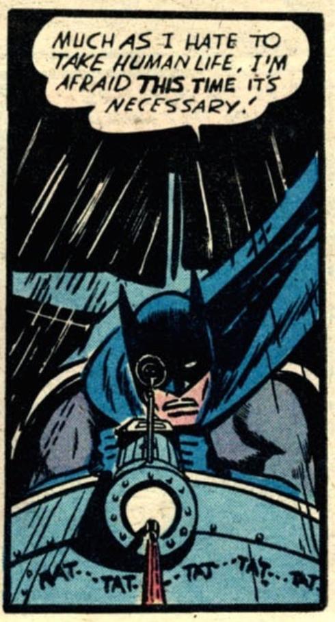 Batman #1 Part 2 Batman Kills Monster Men