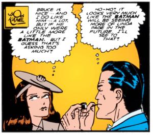 Batman #5 Part 4 Linda Page debuts