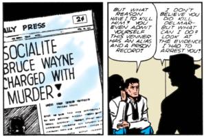 Batman #7 Part 4 Bruce Wayne: Murderer?
