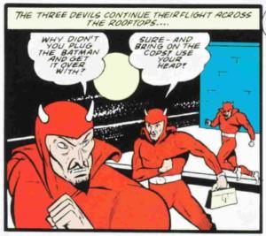 tec 50 Three Daredevils Debut