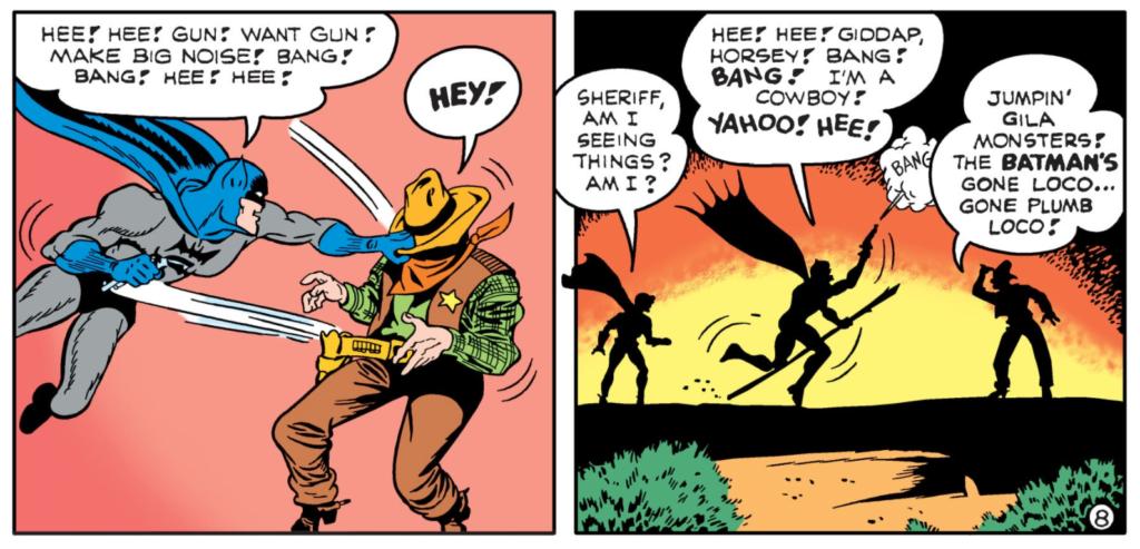 Batman #21 Part 1
