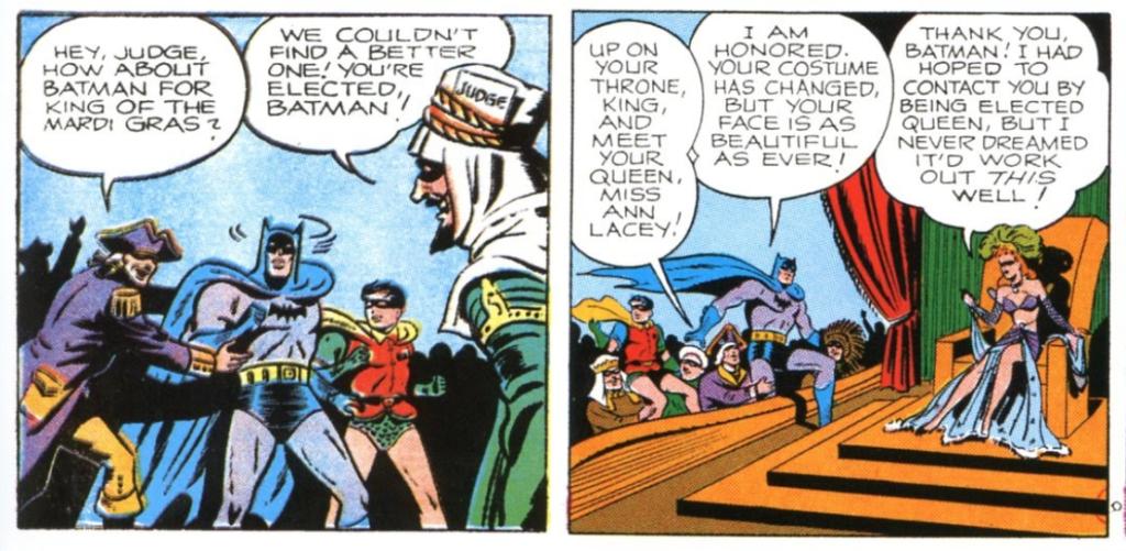 Batman Sunday Strip Chapter 8