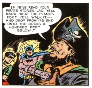 Batman Sunday News Strip 1944 Ch. 2
