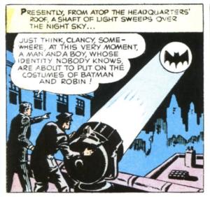 Batman and Robin Sunday News Strips Ch. 7 (1944)
