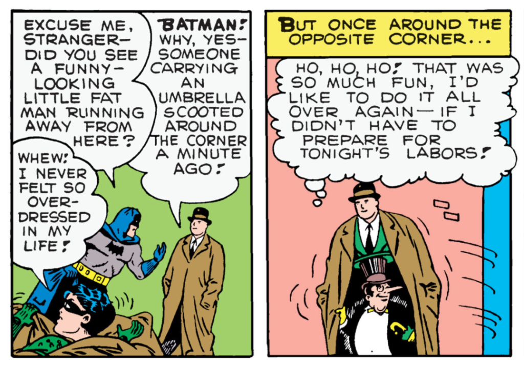 Batman #30 Part 1