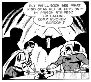 Batman & Robin Dailies Ch. 1 1943