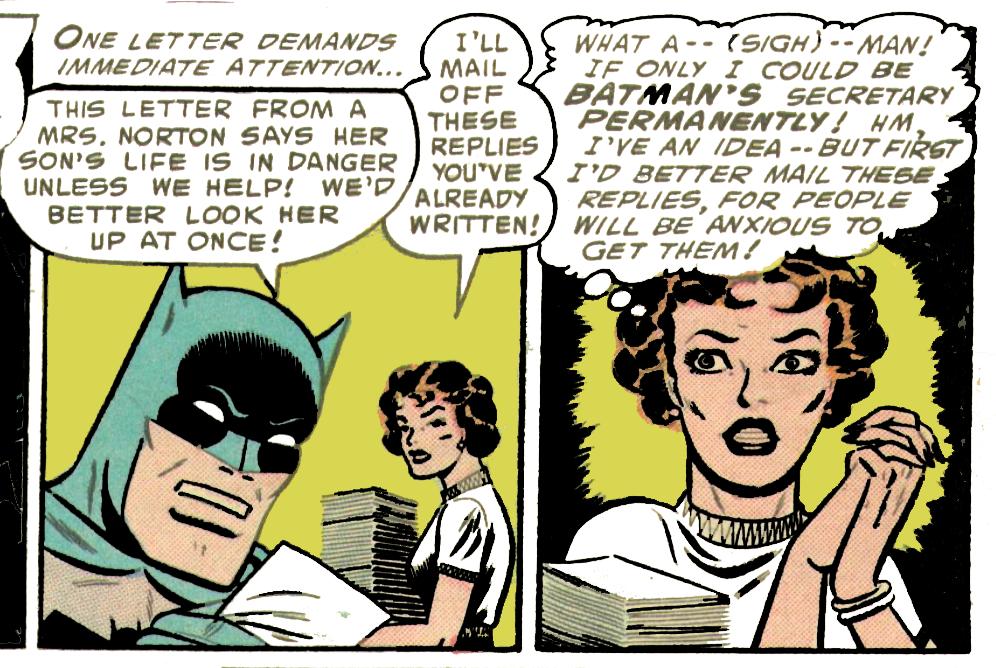 Batman #92 Part 1