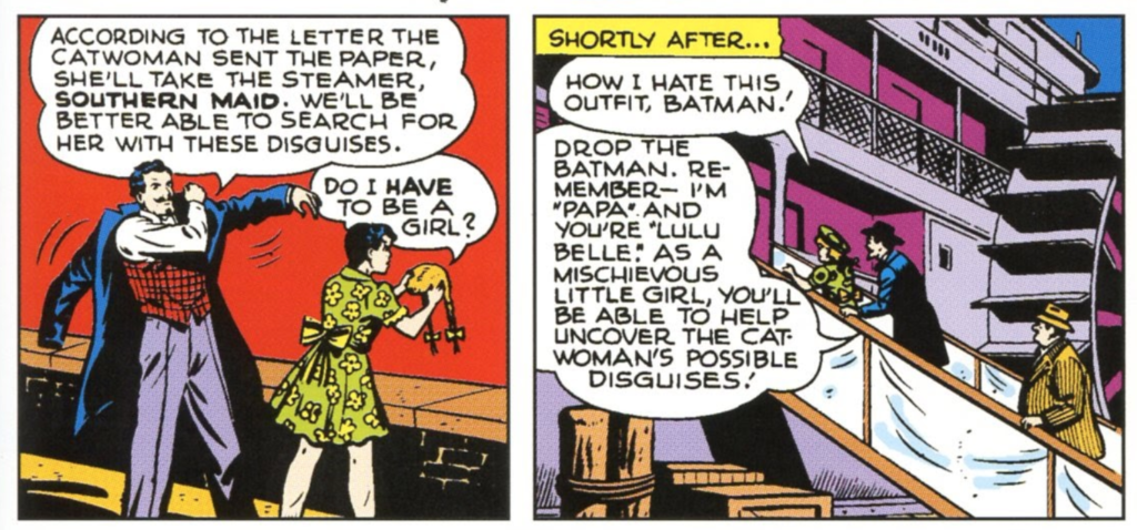 Batman and Robin Sunday News Strip Ch. 23