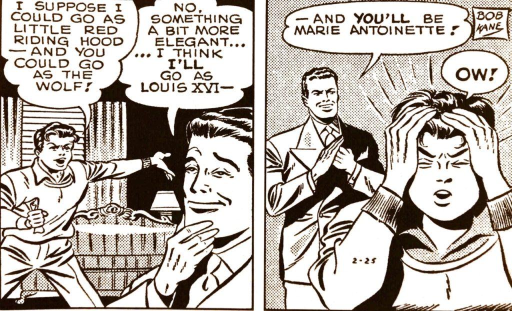 Batman & Robin Daily News Strip Ch. 12 (1946)