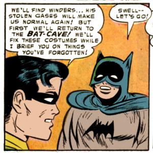 Detective Comics #218