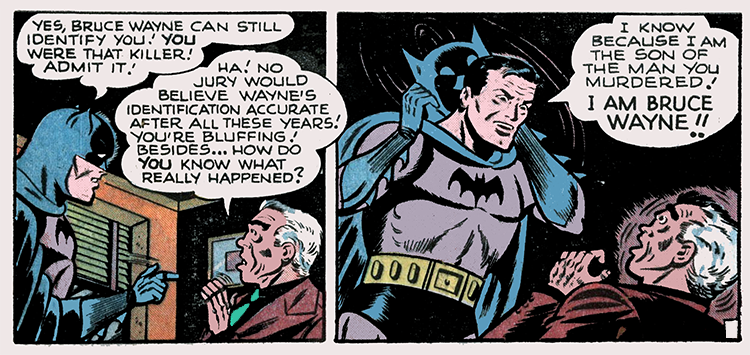 Batman #47 Part 3 Conclusion