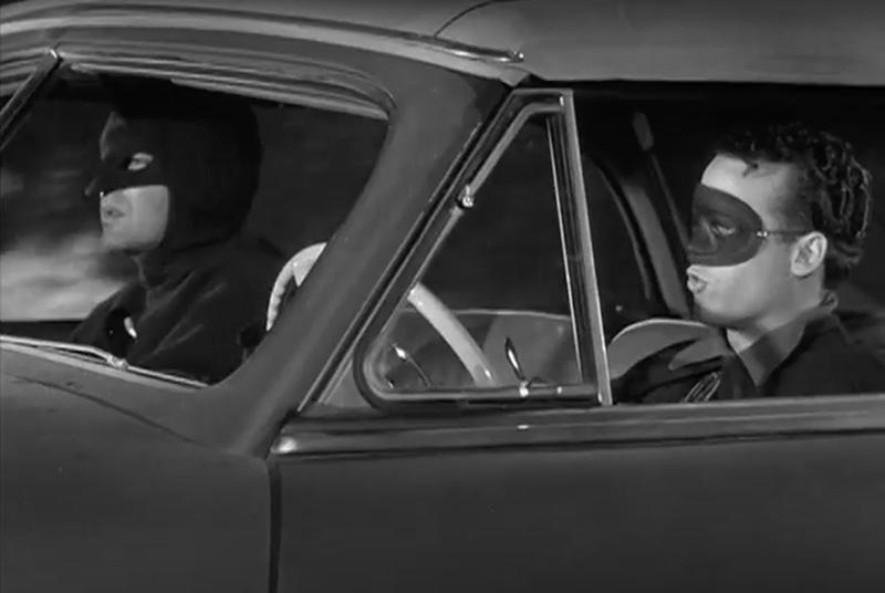 Batman and Robin film serial 1949