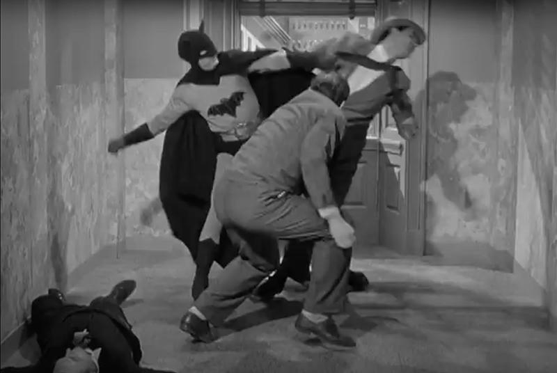 Batman and Robin film serial 1949 Ch. 10