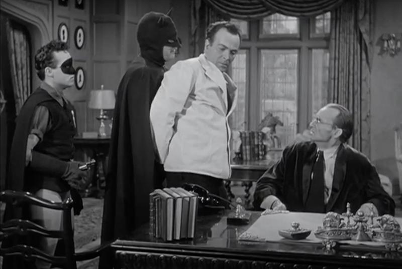 Batman & Robin Film Serial 1949 Ch. 15