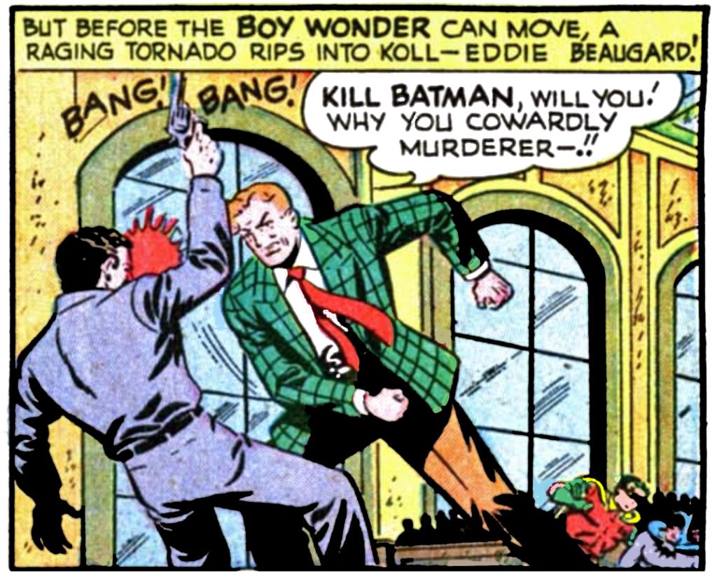 Star Spangled Comics #92