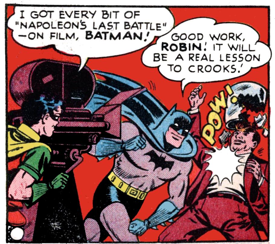 Star Spangled Comics #94