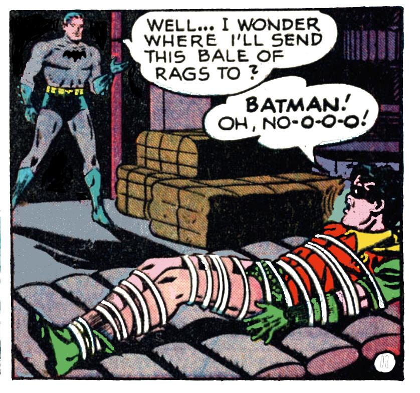 Star Spangled Comics #91