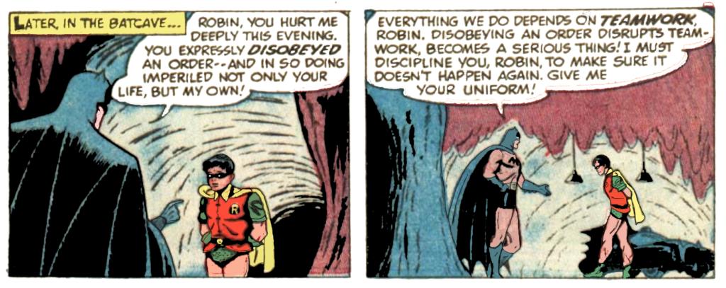Star Spangled Comics #112
