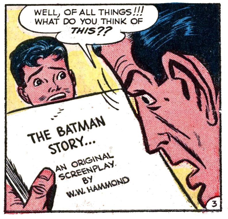 Batman #69 Part 1