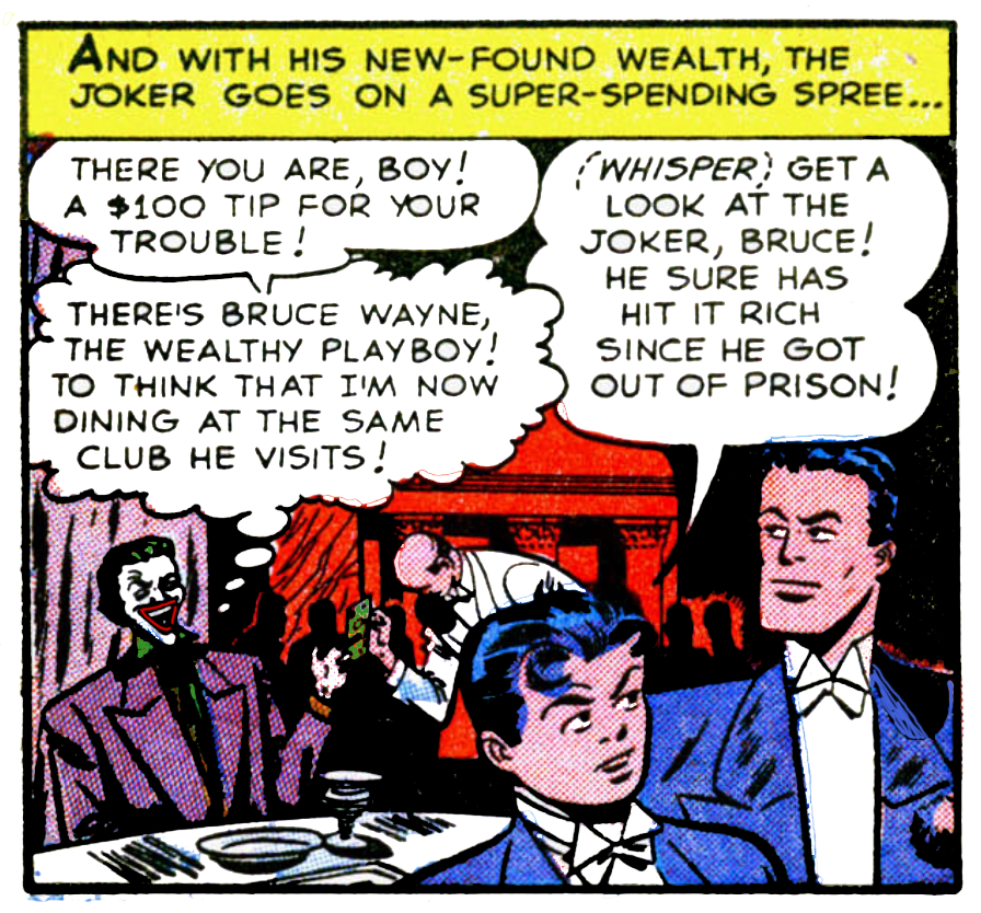 Detective Comics #180