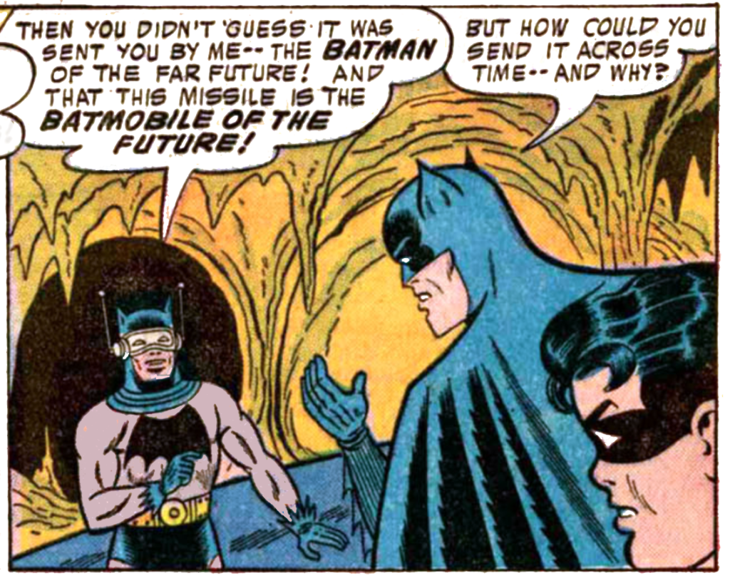 Batman #105 Part 3
