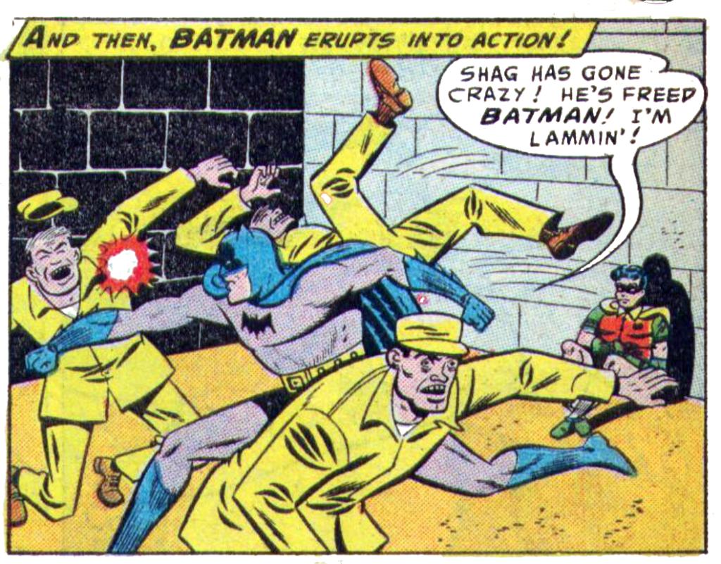 Batman #95 Part 1