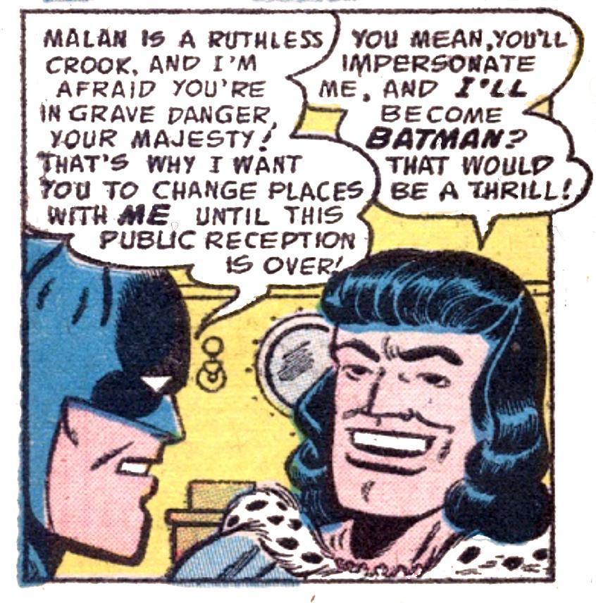 Batman #96 Part 1