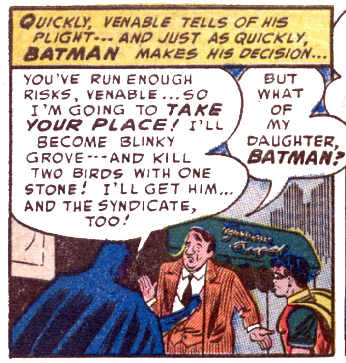 Detective Comics #201