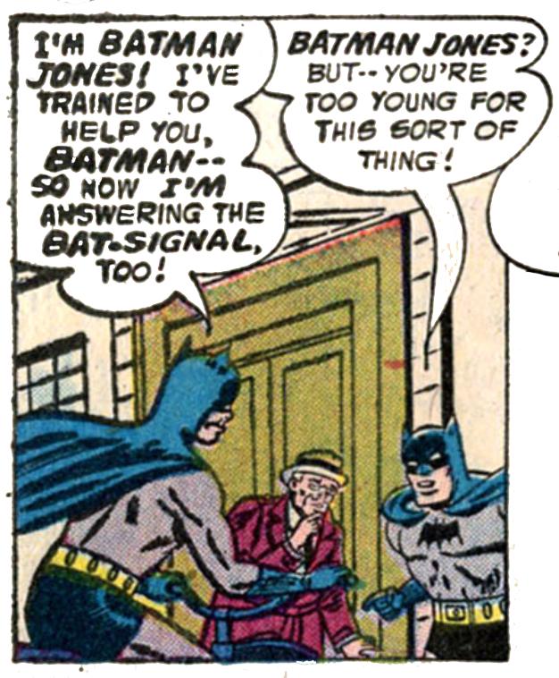 Batman #108 Part 3