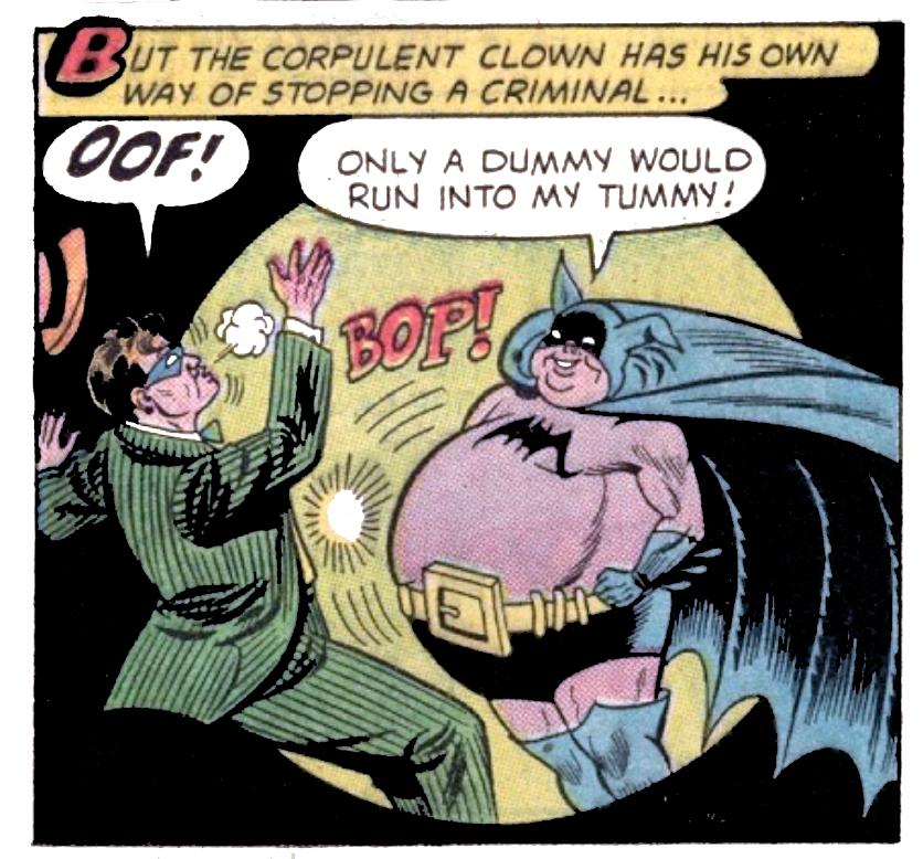 Batman #113 Part 2 - Fatman