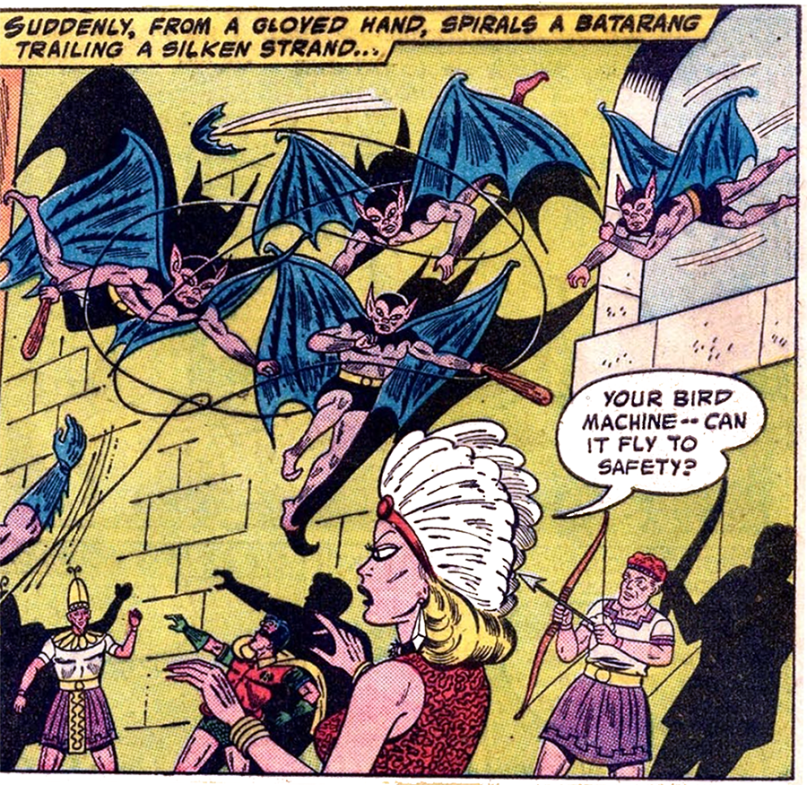 Batman #116 Part 3