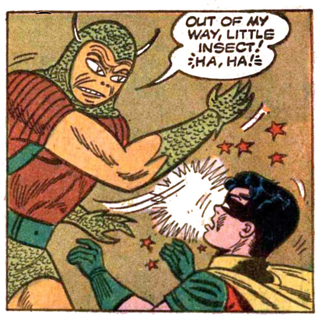 Batman #128 Part 1