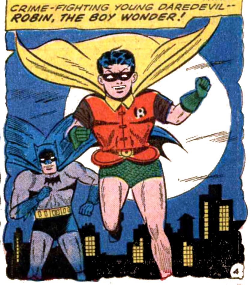Batman #129 Part 2 FB