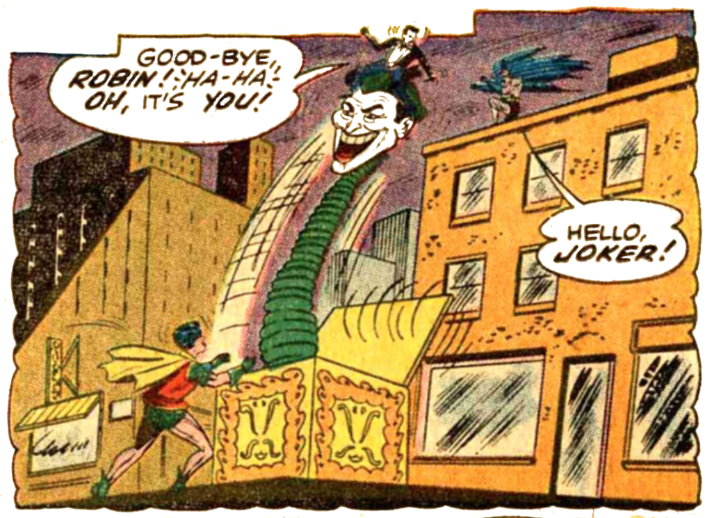 Batman #133 Part 2 FB