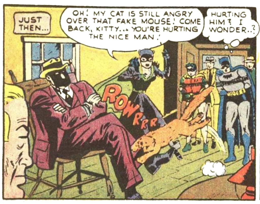 Batman #208 FB to Batman #62