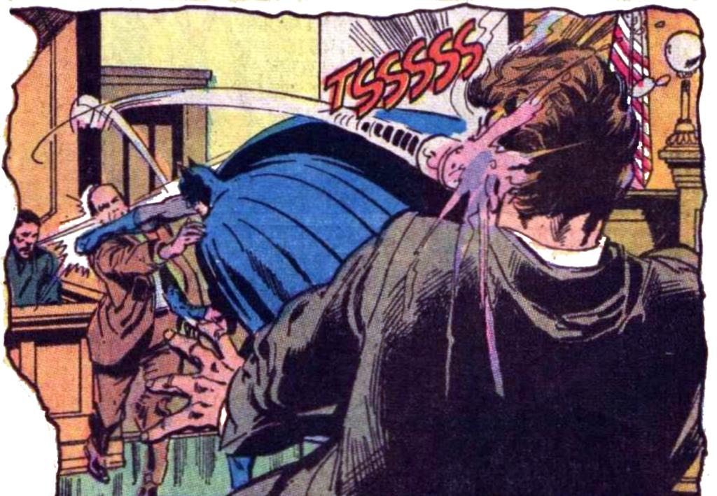 Batman #234 Part 1 I believe in harvey dent copy