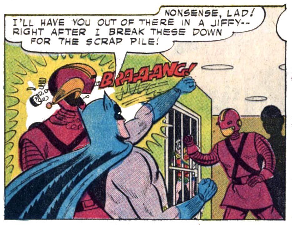 Detective Comics #258