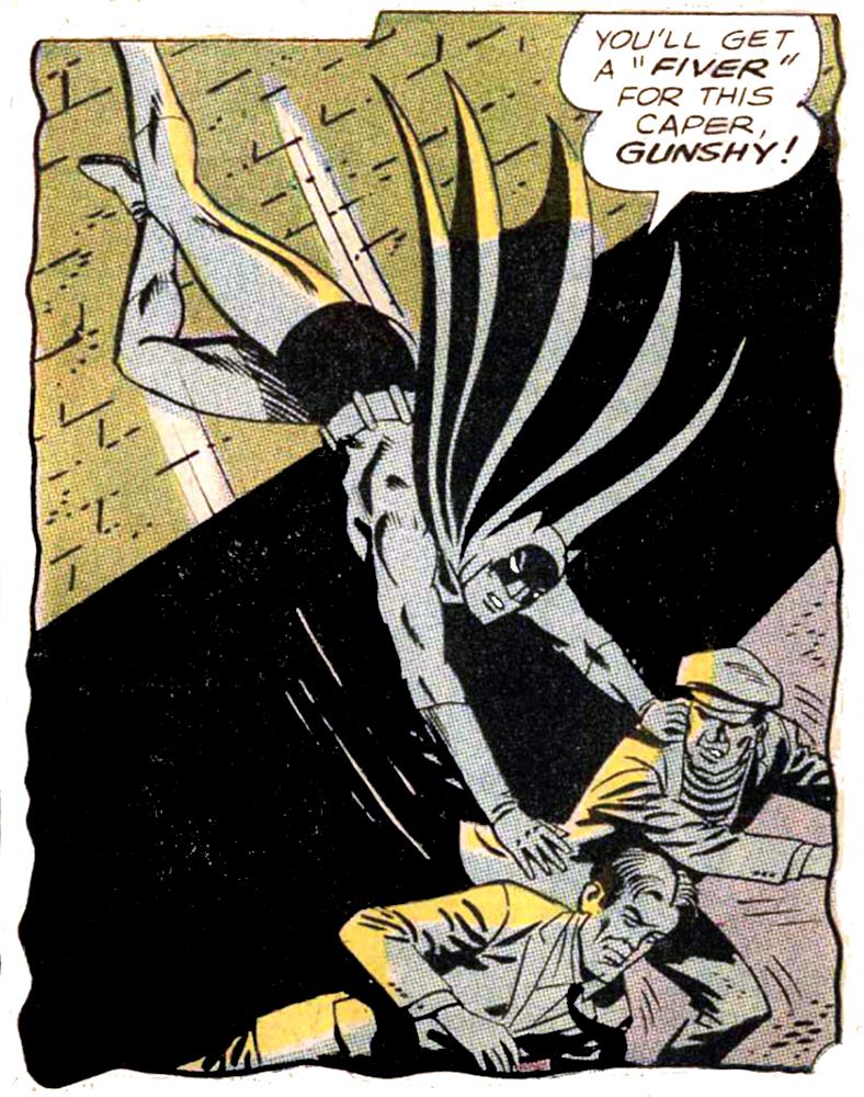Detective Comics #360 Intro FB