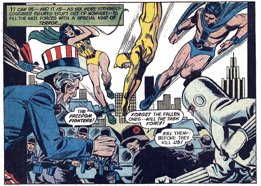 Justice League of America #107 by Len Wein, Dick Dillin, & Dick Giordano (1973)
